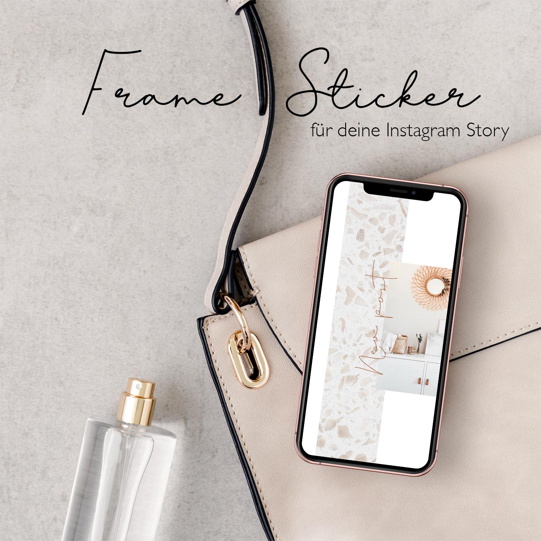 Frame-Sticker