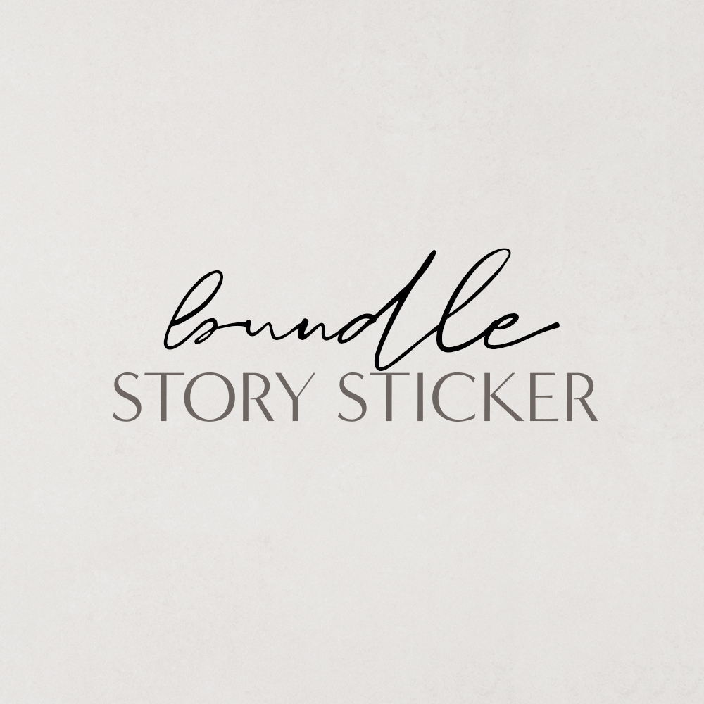 Sticker-Bundle