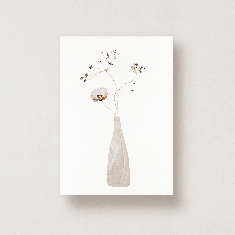 Karte-Dried-Flowers-in-a-Vase-1