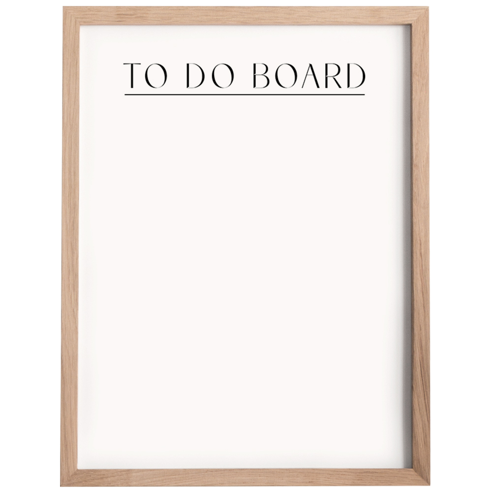 Poster-To-Do-Board
